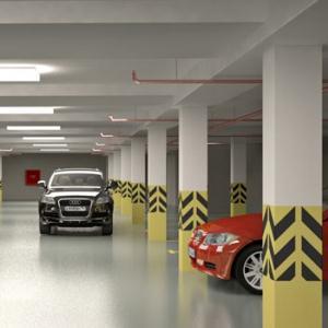 Автостоянки, паркинги Верховья