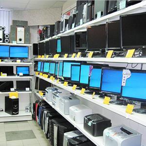 Компьютерные магазины Верховья
