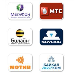 Операторы сотовой связи Верховья