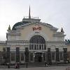 Железнодорожные вокзалы в Верховье