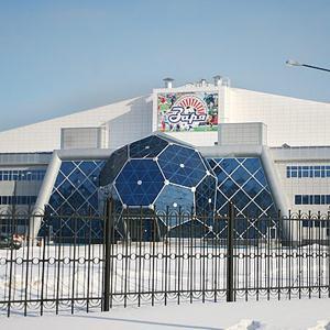 Спортивные комплексы Верховья