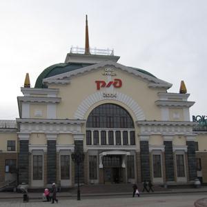 Железнодорожные вокзалы Верховья